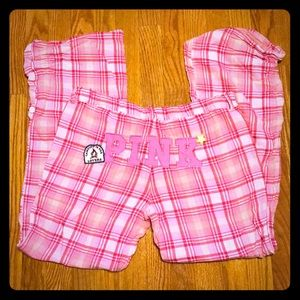 Victoria Secret PINK Pajama Pants L